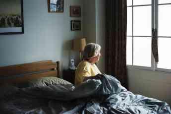 Depresión personas mayores