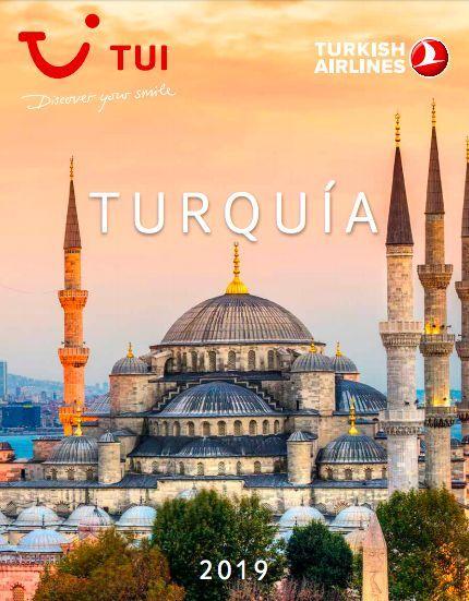 Foto de Catálogo Tui Turquia 2019