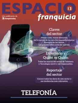 Revista Espacio Franquicia Telefonía