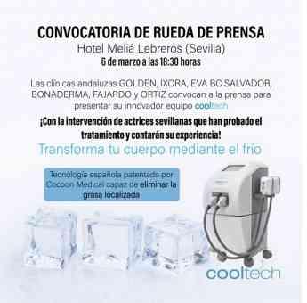 Bonaderma participa en la presentación de de un nuevo sistema de Criolipólisis Cooltech