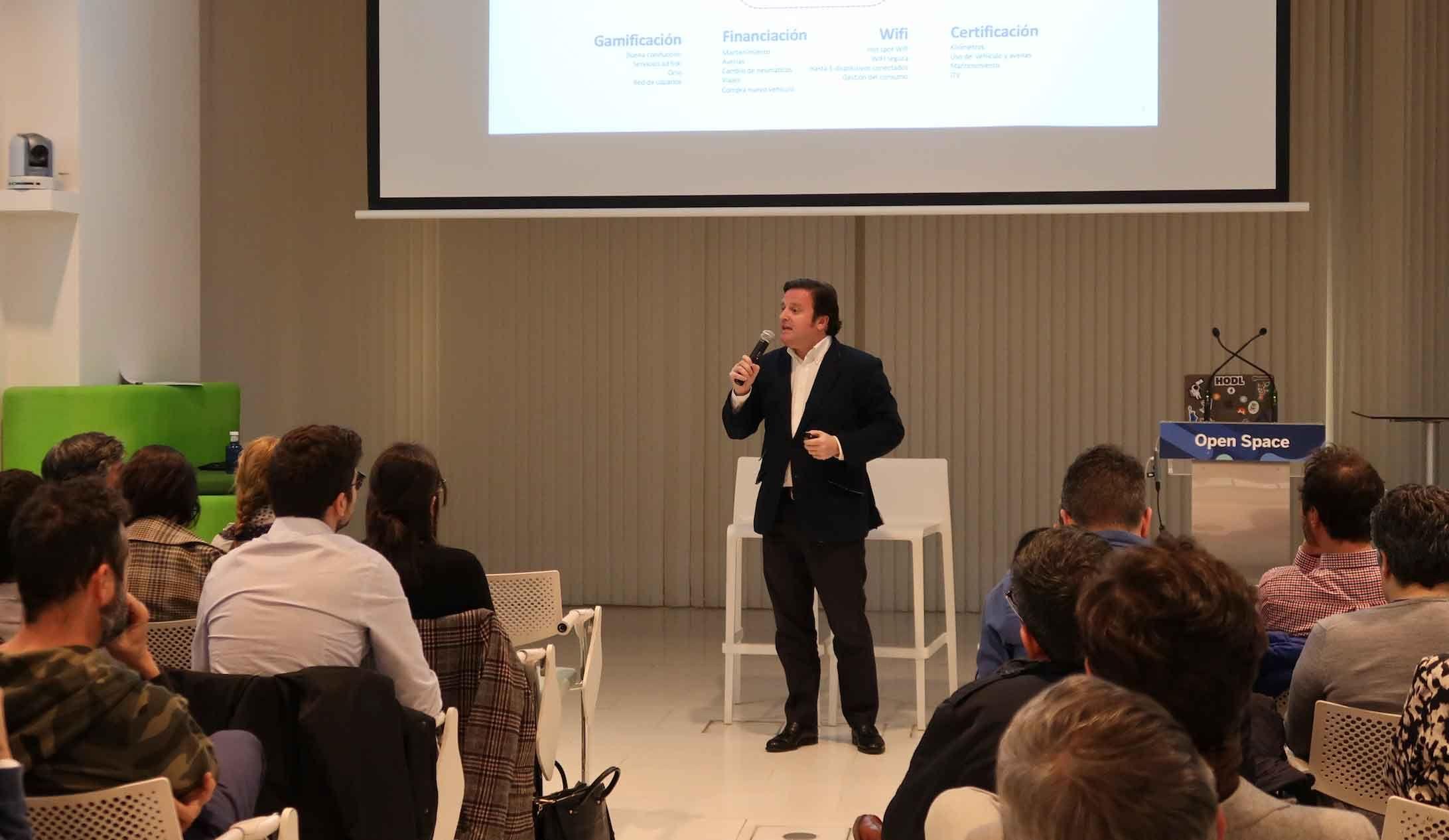 Foto de Javier Goikoetxea Presenta el Primer STO Español: Grupo NEXT