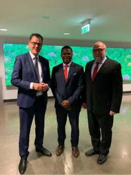 Los acuerdos Germano-Africanos de Hamburgo en materia de energía sentarán las bases para una mejor colaboración entre el sector privado y los gobiernos