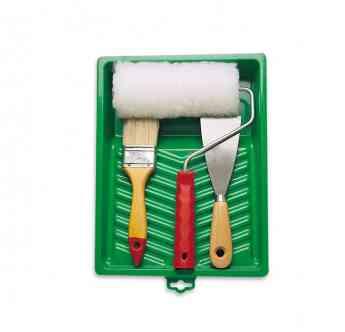Rodapin ofrece un kit para pintores profesionales adaptado a sus necesidades