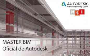 MSI Studio / MSI Academy presenta la segunda edición de su Máster BIM Oficial Autodesk