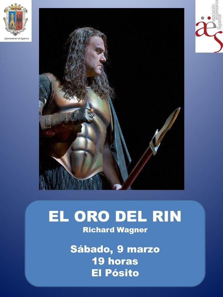 Foto de Cartel Oro del Rin