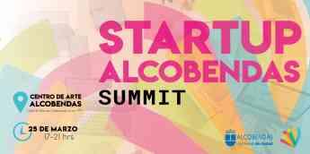 Invitación Startup Alcobendas SUMMIT