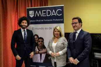 Instituto MEDAC continúa su expansión con nuevos centros de FP en Madrid, Sevilla y Jerez