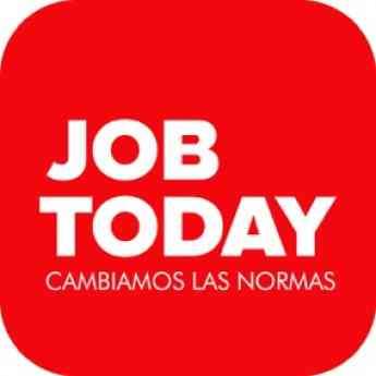 Foto de Job Today, app de empleo