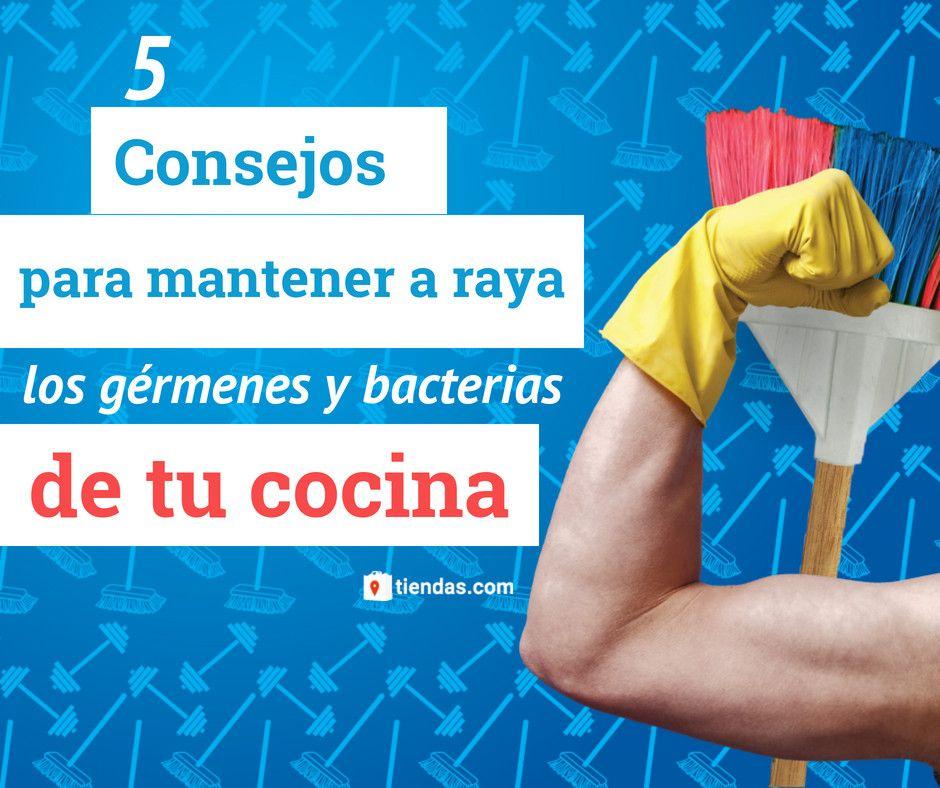 Foto de 5 remedios para mantener a raya las bacterias y gérmenes de