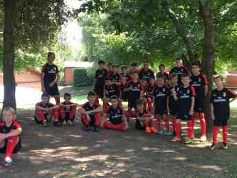 Alumnos Campus Oficial AC Milan Cantabria