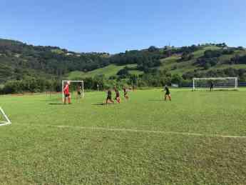 El Campus Oficial AC Milan repetirá su experiencia en Cantabria