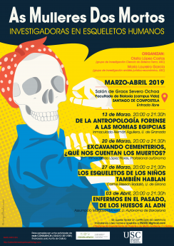 Cartel de las conferencias