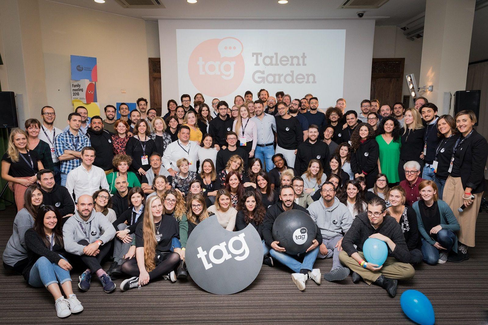 Foto de Equipo Talent Garden