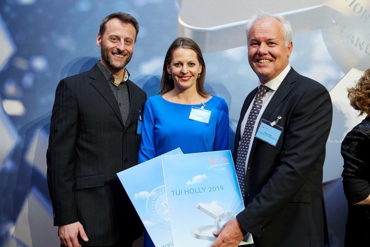 Foto de El Hotel Botánico recibe el premio prestigioso premio 'TUI