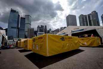 DHL socio logístico de la Fórmula E