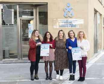 Presentación Pictograma en el Colegio Oficial de Enfermería de Gipuzkoa.