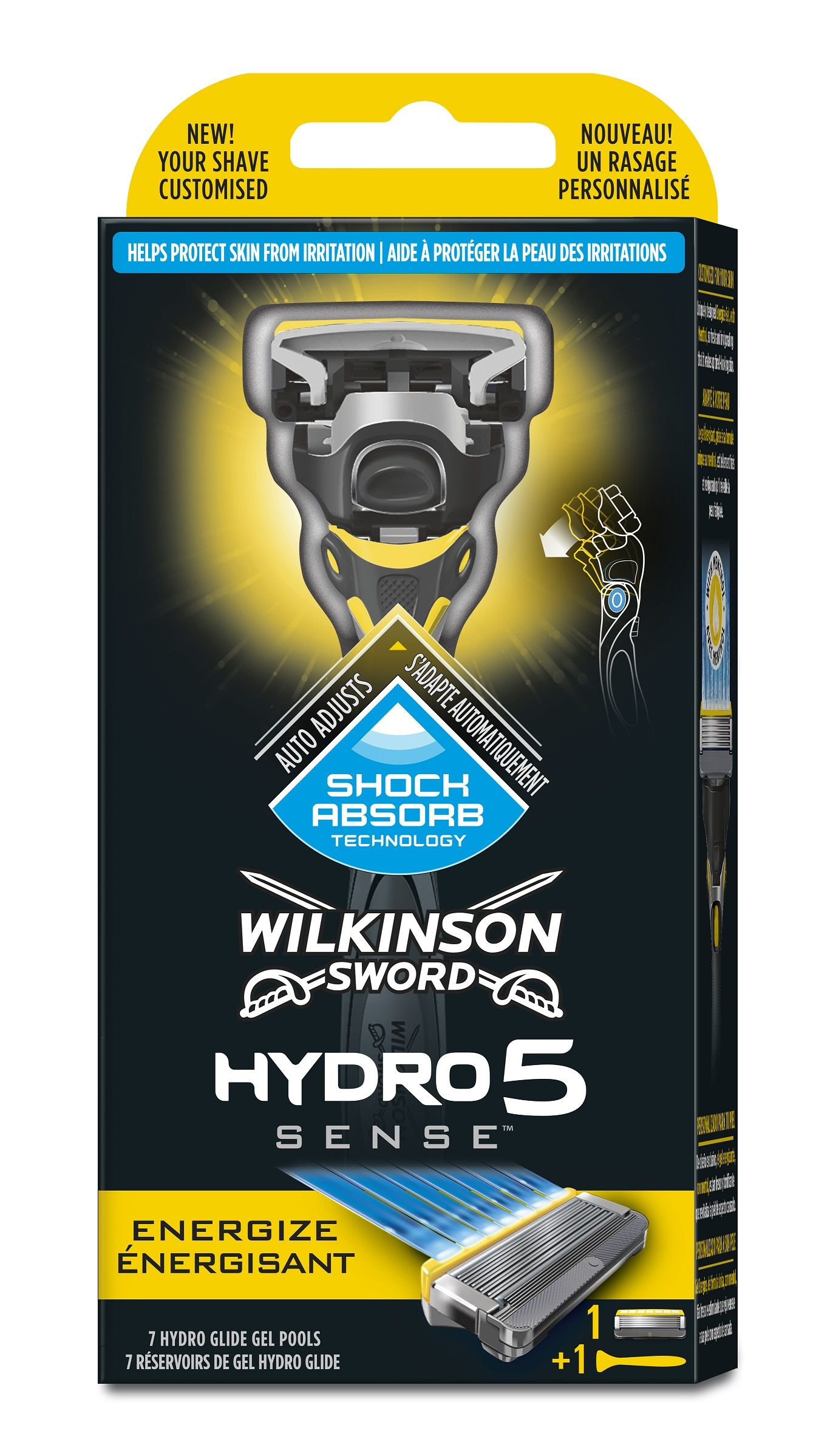 Foto de Wilkinson Hydro 5 Sense