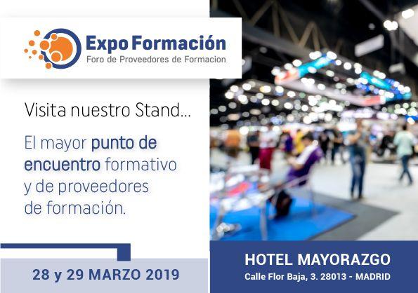 Foto de Expoformación 2019