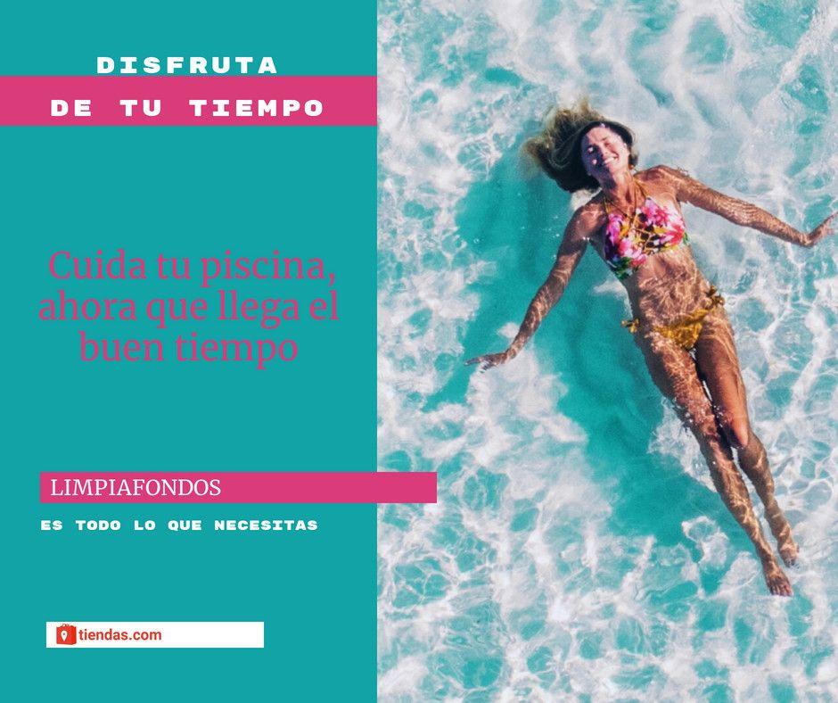 Con la llegada de la primavera tiendas.com recomienda valorar el estado de las piscinas