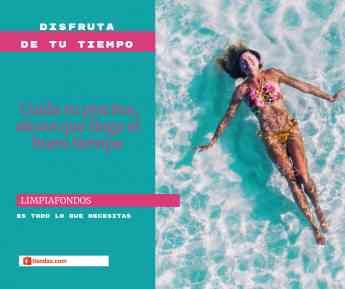Noticias Tiempo libre / Ocio | Cuida tu piscina, ahora que llega el