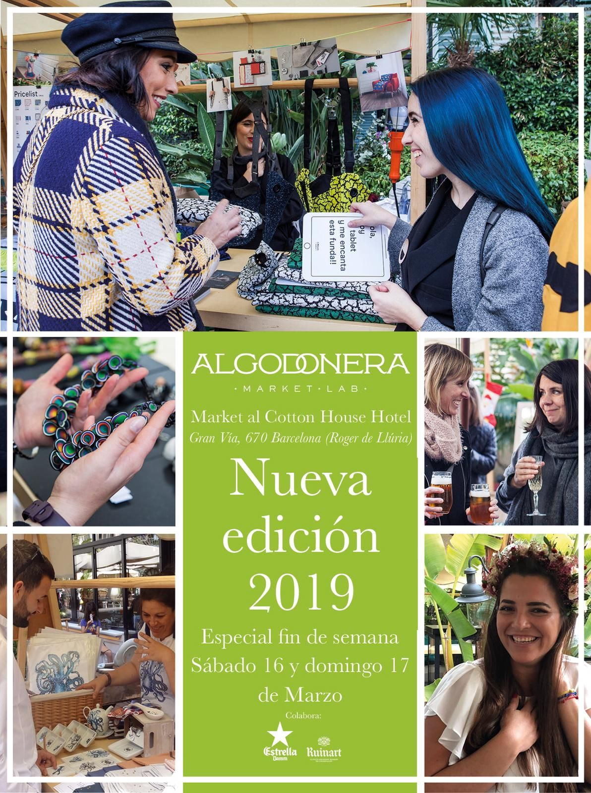 Fotografia Lo último de Rioja en La Algodonera Market Lab