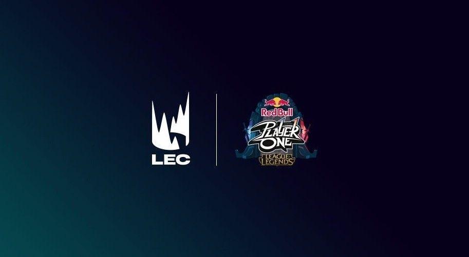 Foto de Red Bull, patrocinador de la LEC de Riot Games