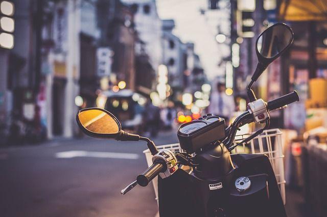 Foto de Bateria Moto