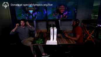 LOL en el stream de Special Olympics y Riot Games