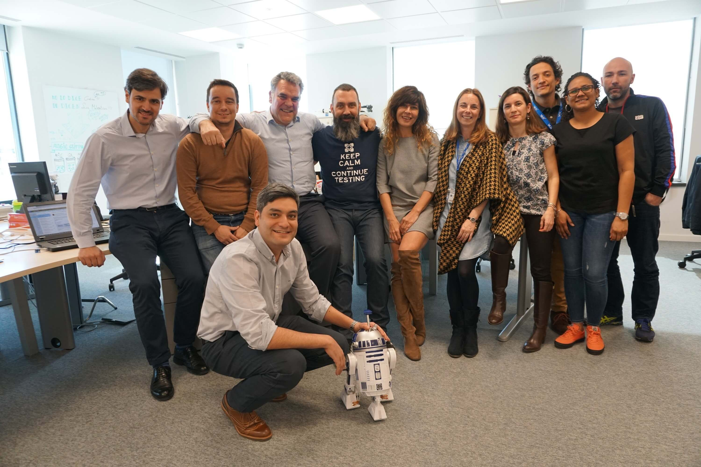 Foto de Parte del equipo de VASSXtreme