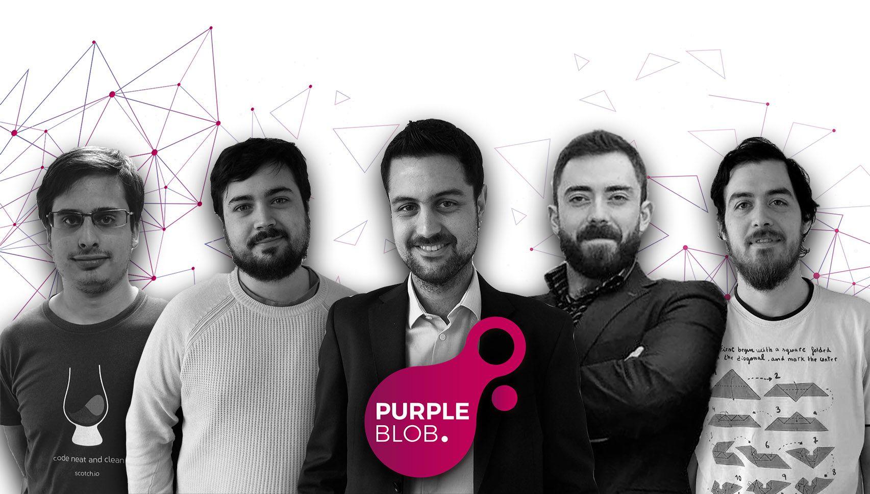 Foto de Purple Blob