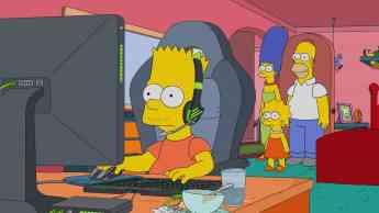 Foto de Bart Simpson, estrella de League of Legends