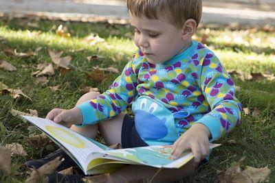 Foto de lectura-edades-tempranas