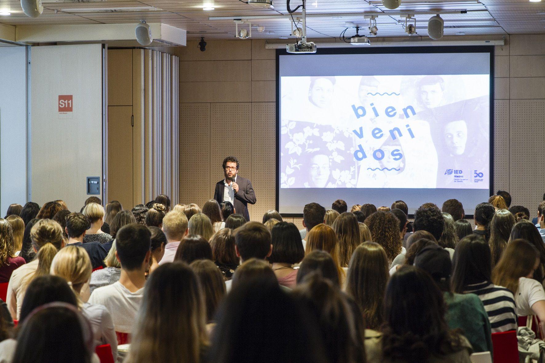 Foto de Los Professional Days, en IED Madrid, comenzarán con una