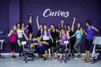 La cadena de gimnasios femeninos Curves sigue creciendo