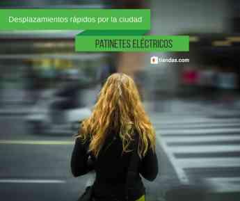 Desplazamientos rápidos por la ciudad , patinetes eléctricos
