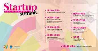 Programa de Startup Alcobendas SUMMIT