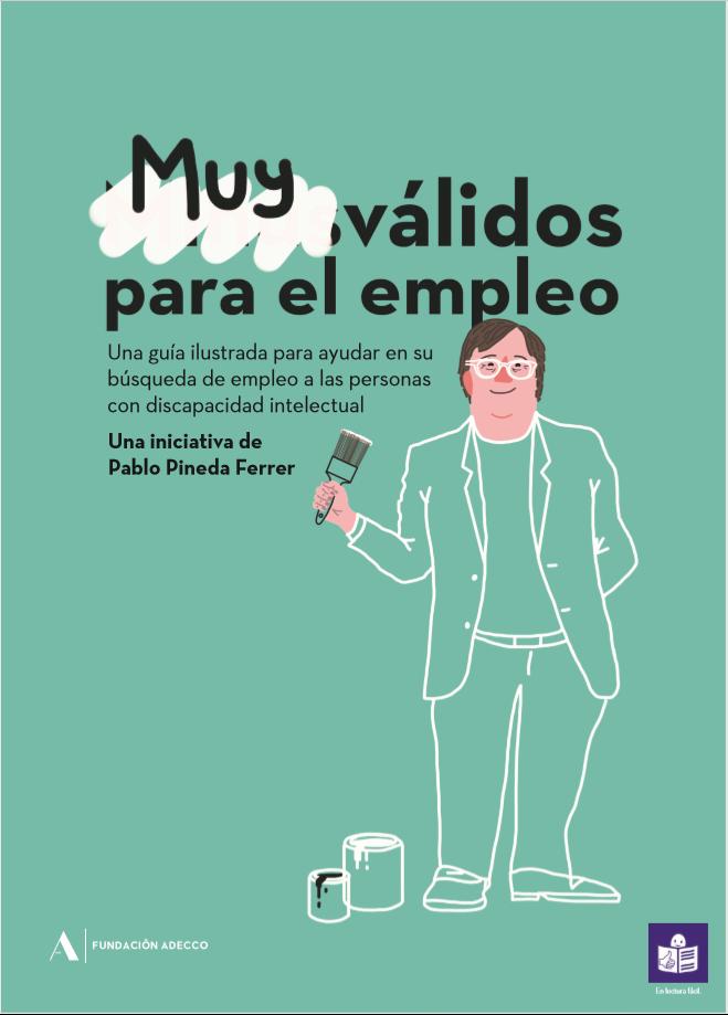 Foto de Guía Muy válidos para el empleo