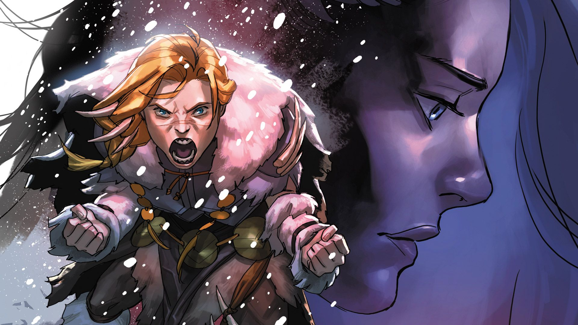 Llega el desenlace de League of Legends - Ashe: Comandante con el estreno del cuarto tomo