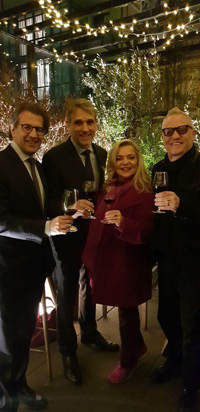 """Foto de Salvat & Peciña Wines presenta """"Primus Hondo"""" en el"""
