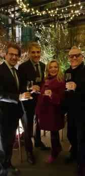 """Salvat & Peciña Wines presenta """"Primus Hondo"""" en el cóctel bar"""