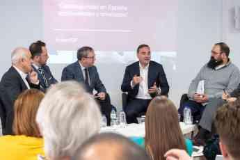 IMF Business School organiza una mesa redonda sobre la situación de la ciberseguridad en España