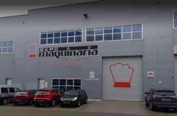 Instalaciones de Expomaquinaria en PlaZa