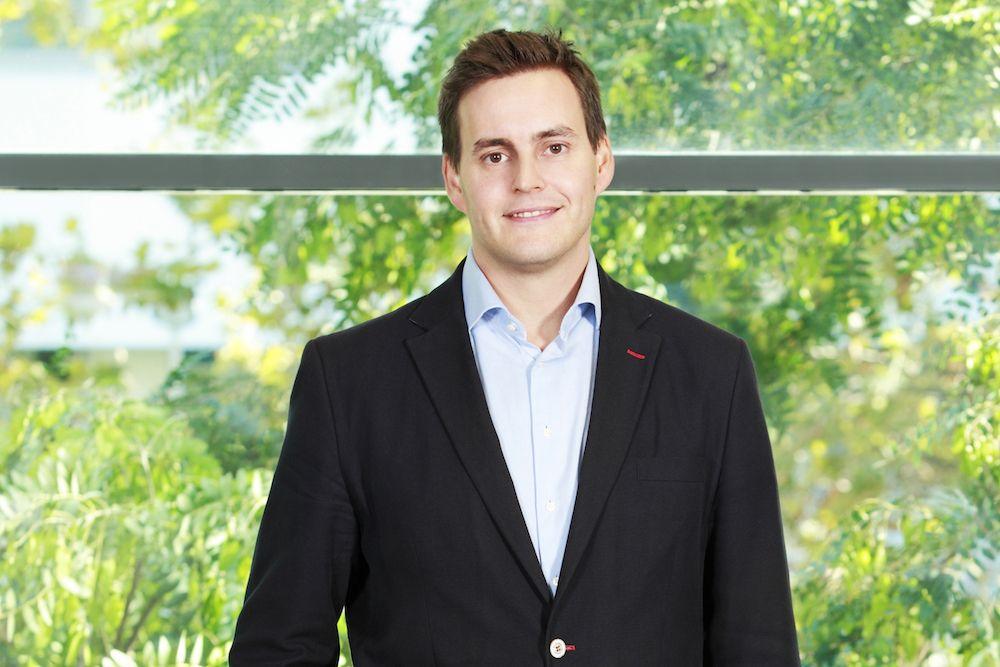Foto de Pablo Ruiz Escribano, nuevo VP de IT Business de Schneider