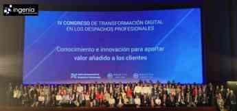 Hasta 200 asistentes en el IV Congreso de Transformación Digital patrocinado por INGENIA.