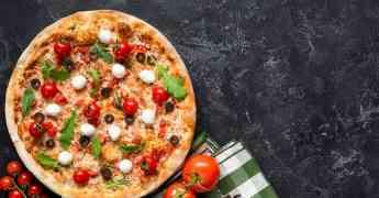La piedra para pizza incita a preparar cenas más saludables.