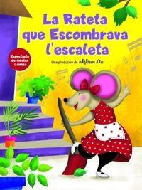 'La rateta que escombrava l'escaleta', teatro infantil en Badalona el domingo 31 de marzo