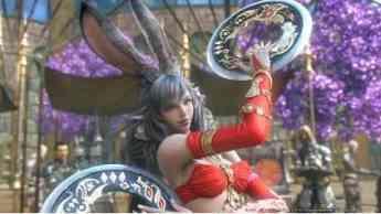 Nueva profesión: Dancer. Final Fantasy XIV Online