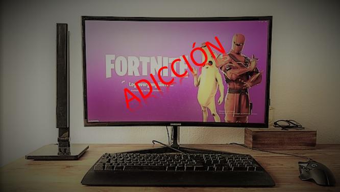 Foto de Fornite, un videojuego tan adictivo ocmo la heroína según