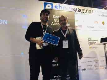 Lexgoapp, marketplace legal, ganadora de la startup competition de eShow Barcelona.