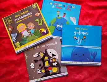 Foto de Selección libros Ludobooks.com